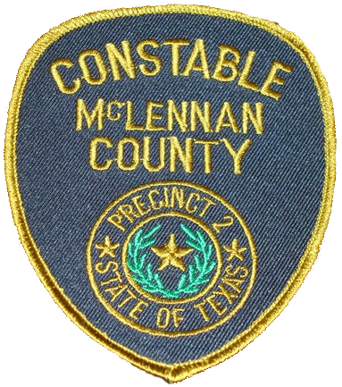Constable McLennan County Precinct 2 - State of Texas Badge