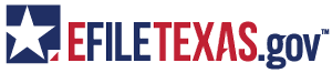 E-File Texas.Gov logo
